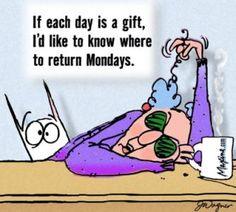 Mundane Mondays