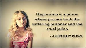 depression's prison