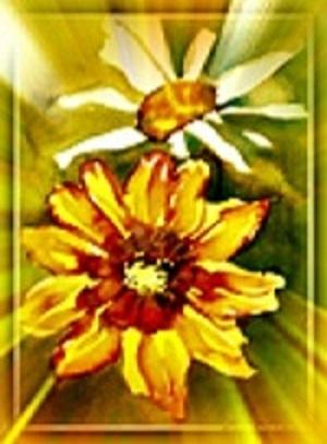 daisies/original art