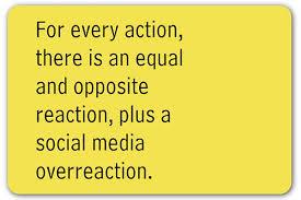 overreation