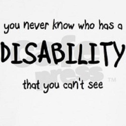 disabilites