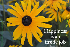 happiness , an inside job