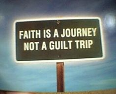 guilt is Satan's tool