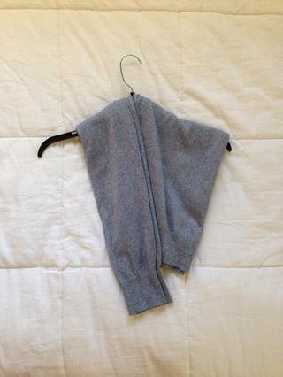sweater folding