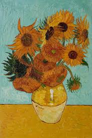 sunflowers/Van Gogh