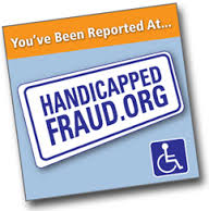 handicapped fraud.org