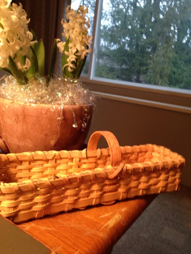Cute little Goodwill basket