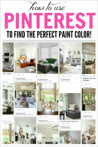 how to choose a paint color tips and tricks