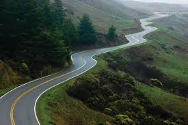 winding roads of life