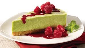 avacodo cheesecake