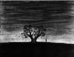 depression is dark
