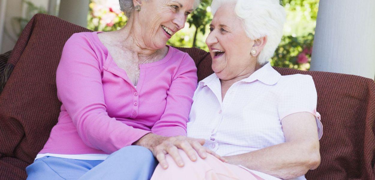 Aging Friends