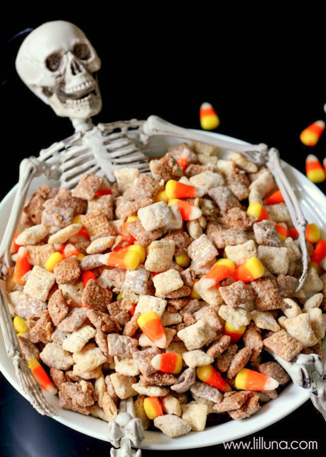 skeleten candy dish