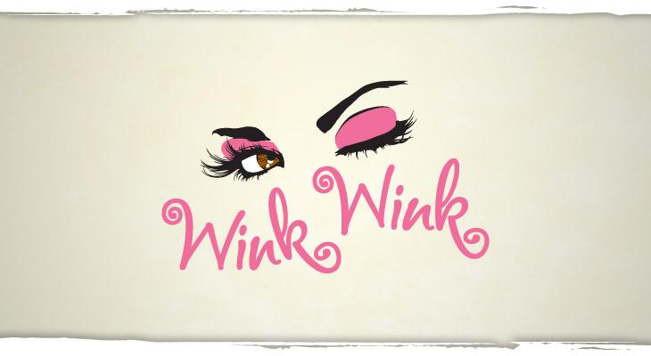 wink, wink