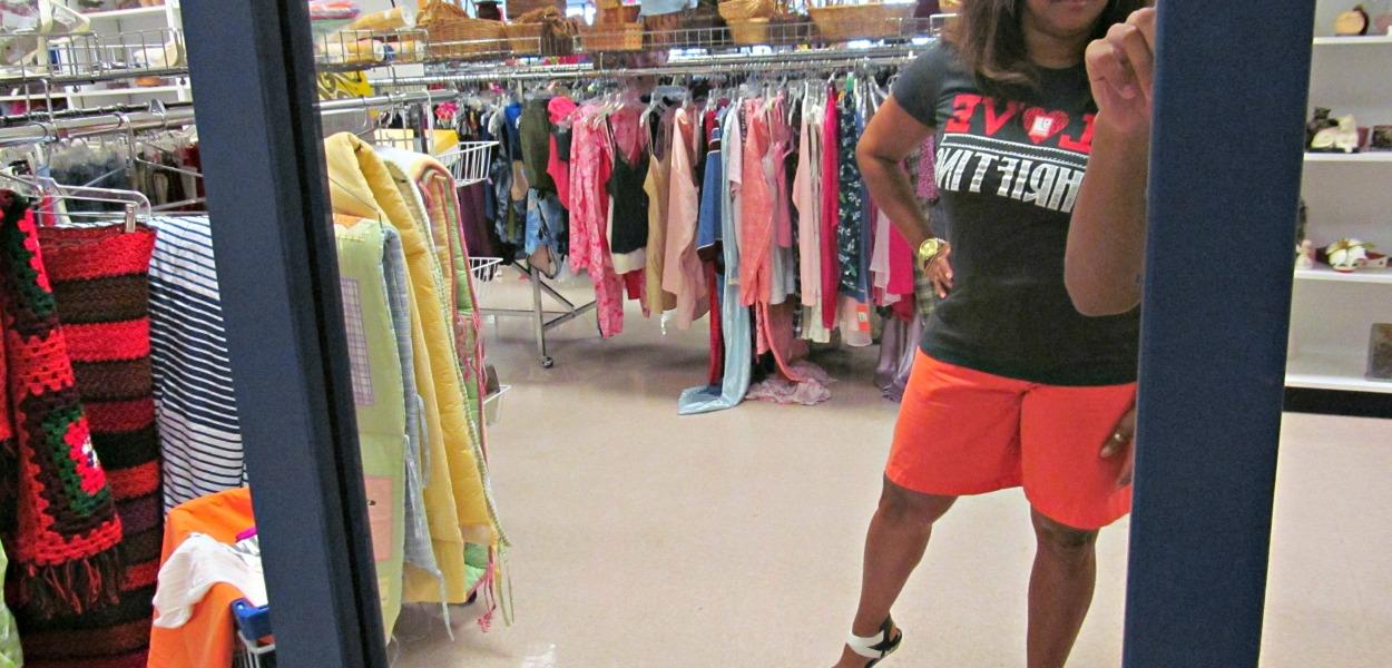 Goodwill shopping