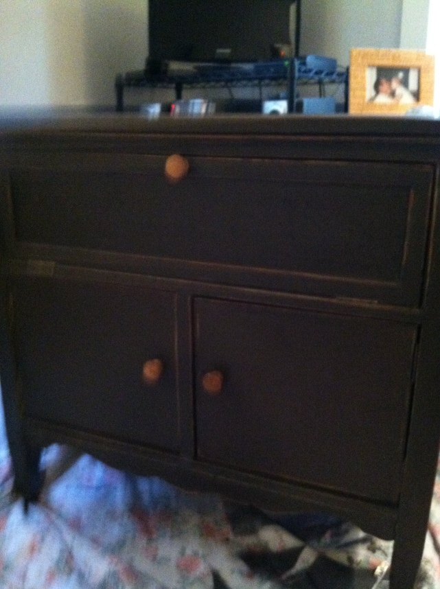 painted chest