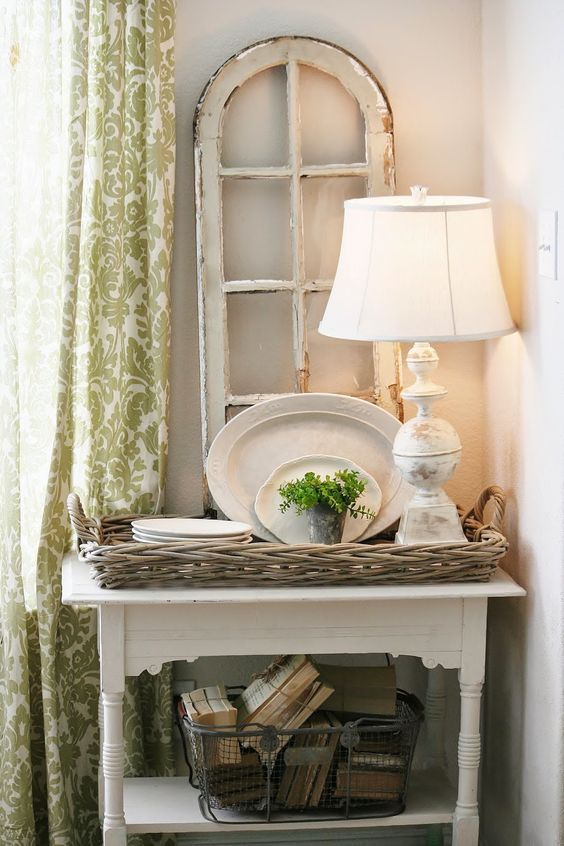 decorating vignettes