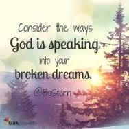 God speaks in dreams