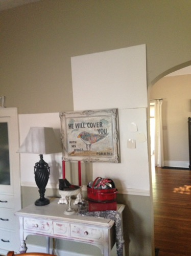 The Week In Review And Yea Painting The Dining Room Faith Sigh