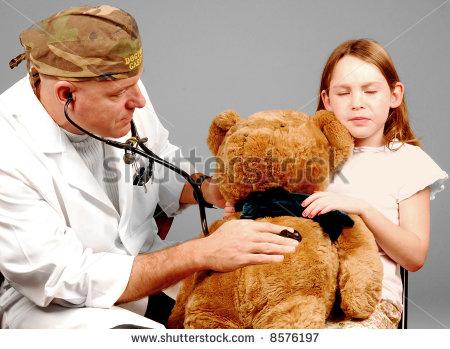 doctor's bedside manner