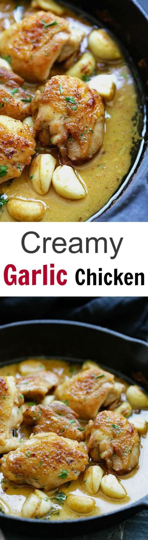 chicken-in-garlic-sauce