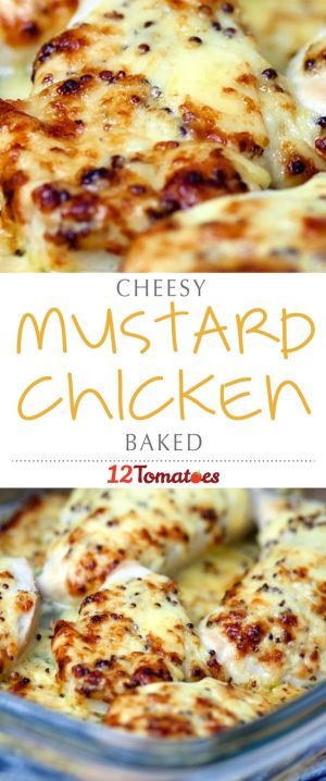 chicken-with-mustard sauce