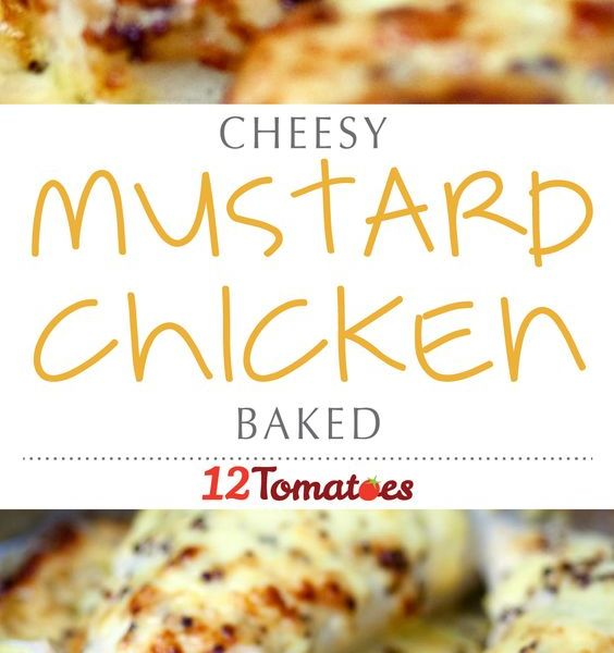 chicken-with-mustard sauce