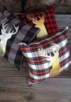plaid-pillows