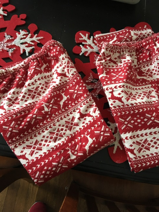 Christmas PJ's/ 2016
