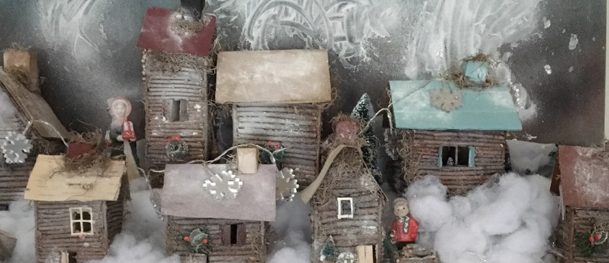 Christmas village/2016