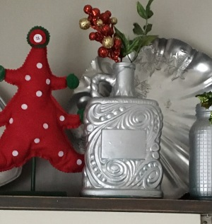 Christmas shelf/2016