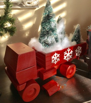 Christmas trucks/2016