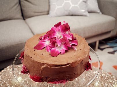 Giada DeLaurentis chocolate frosting