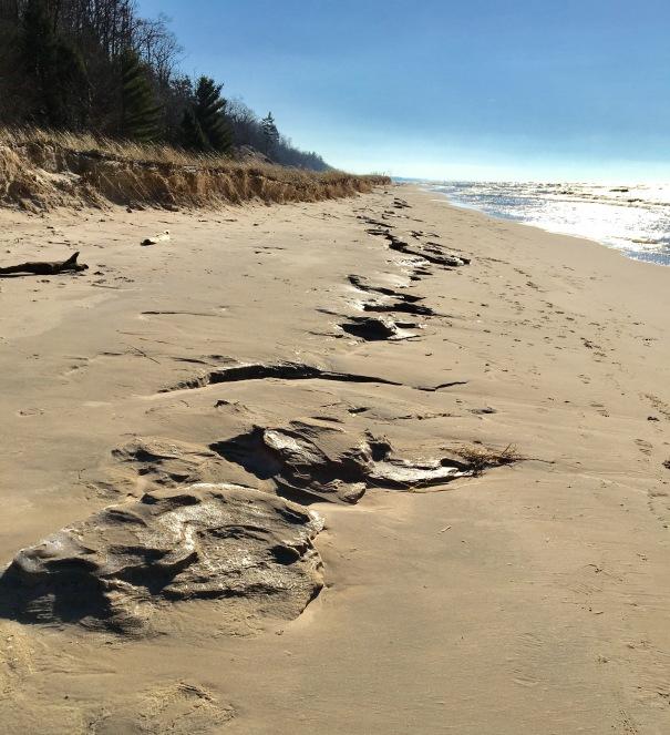 walk on the beach/2017
