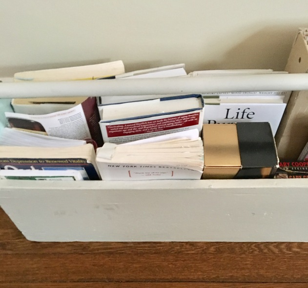 book srorage/life