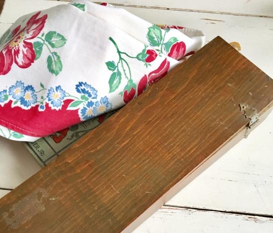 antique book,. cloth,. box