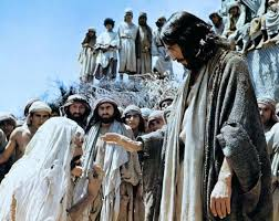 Jesus on the big screen