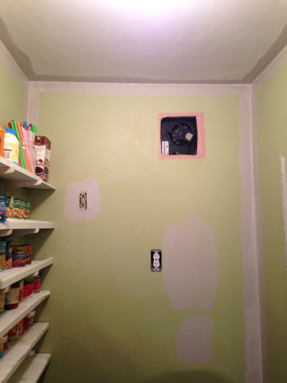 pantry remodel