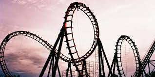 roller coaster ride of depression