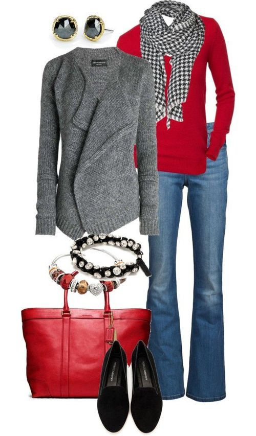 fashion fave/red