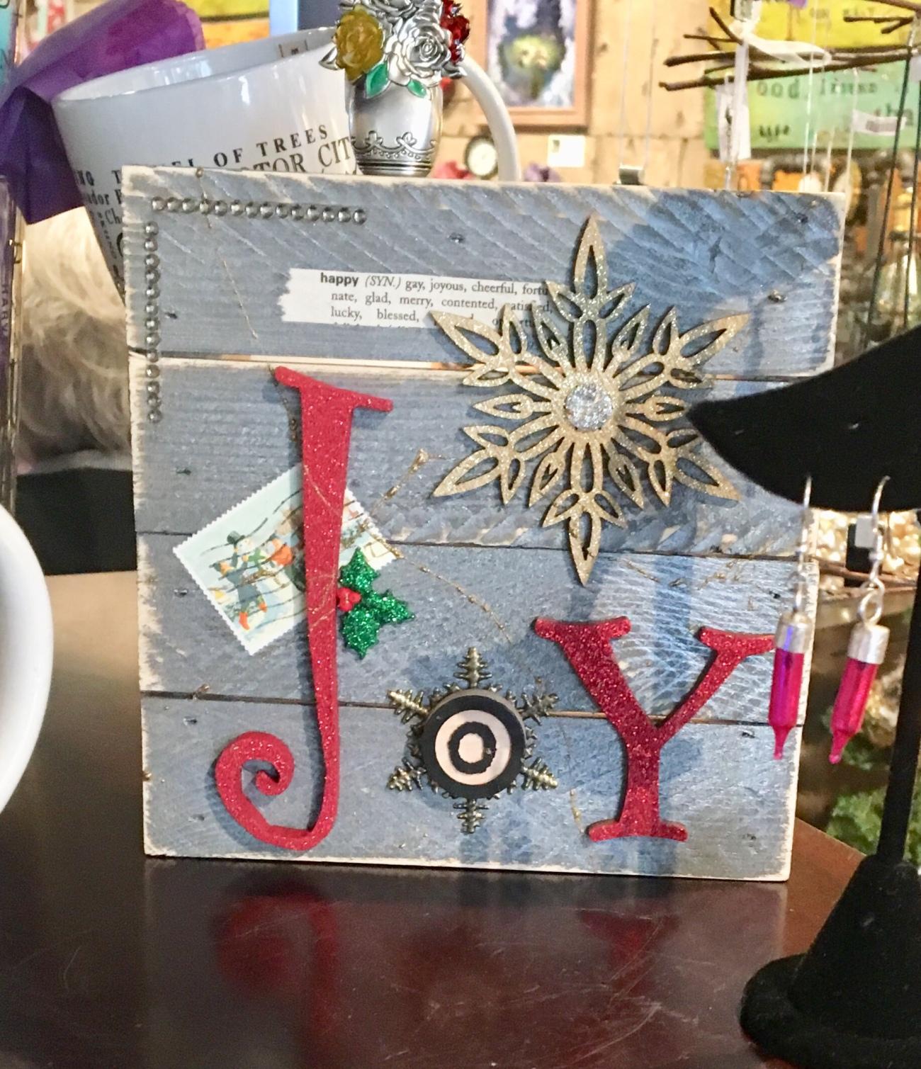 Christmas craft, 2017