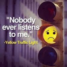 yellow lights