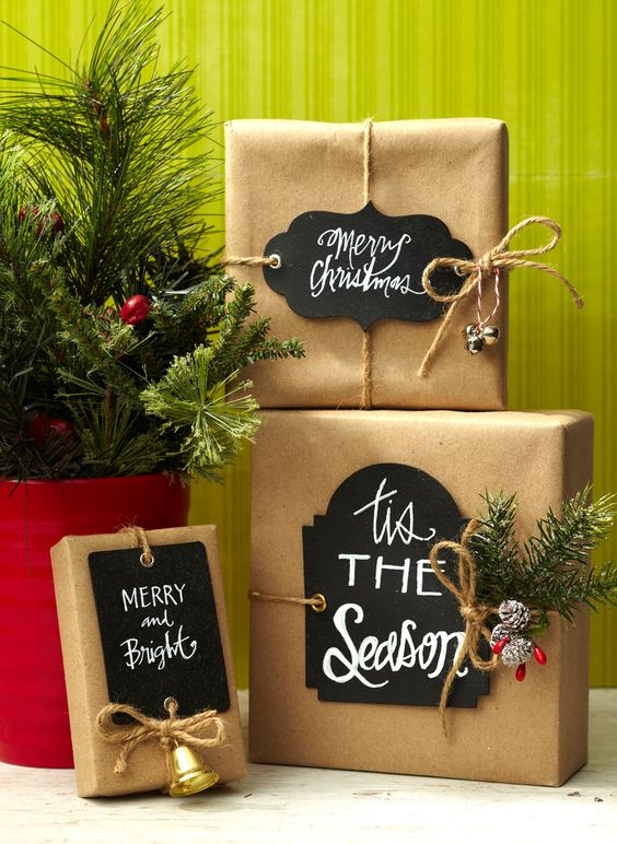 gift wrapping ideas/2017