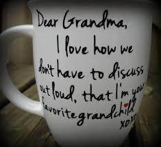 favorite grandchild