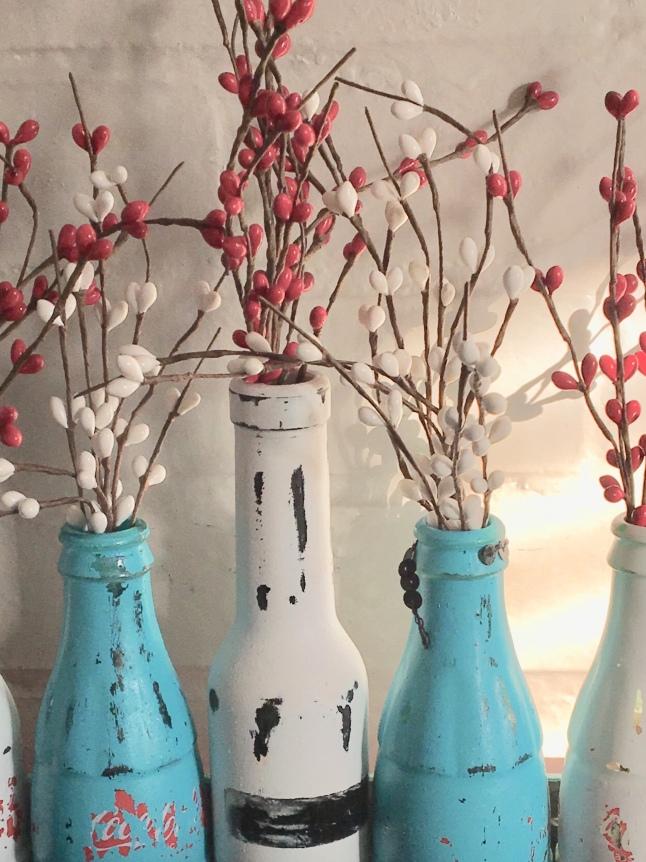 Christmas bottles 2017