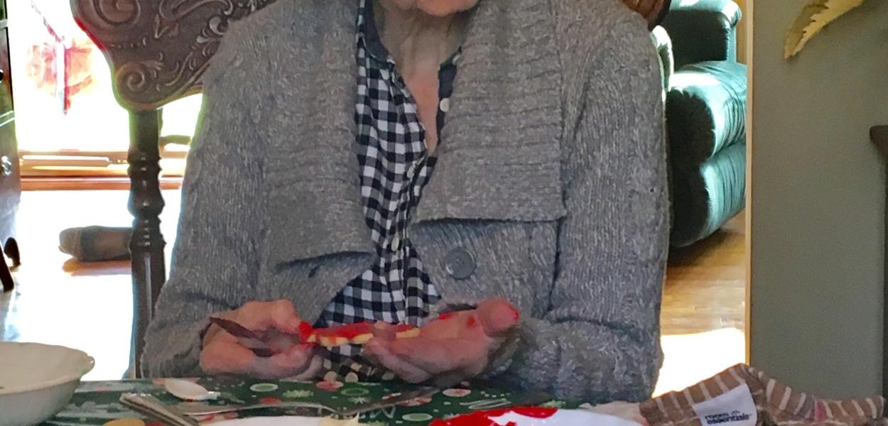 mom Christmas 2016