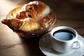 coffee in morning