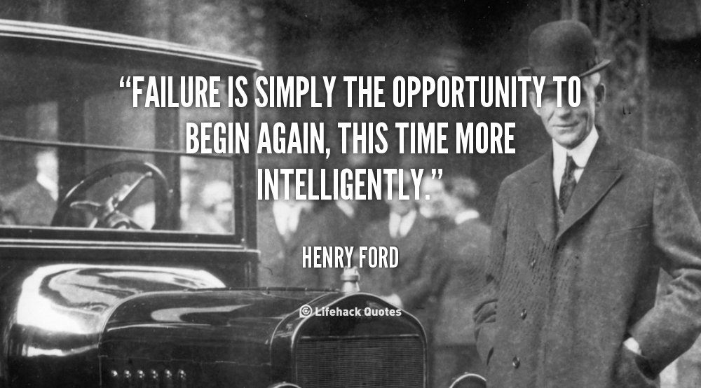 failure/Henry Ford
