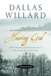 Hearing God's voice/Dallas Willard