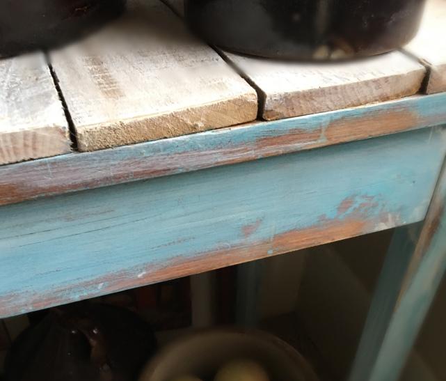 pallet board table/DIY